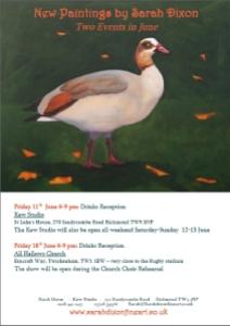 Visit Richmond art shows in June