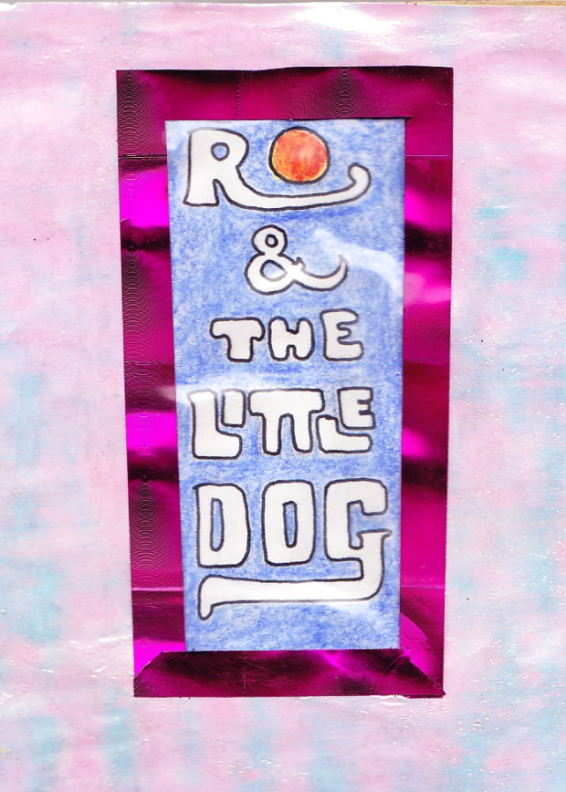 Ro and the Little Dog Cover