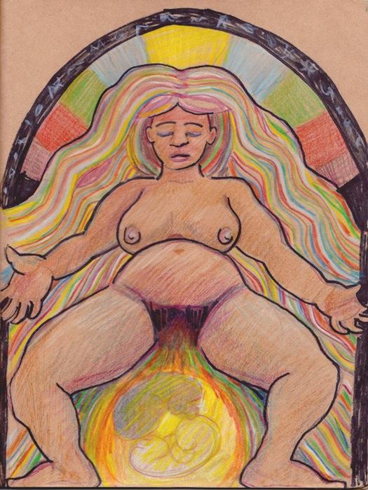The Birth Goddess